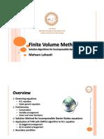 Finite Volume Methodii Part1
