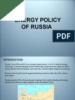 Russian Energy Markets 2