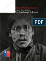 PROPUESTA PEDAGÓGICA a partir de la exposición Los espíritus de la Patagonia Austral
