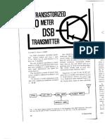 10M DSB Transceiver