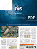 Recent advances in the use of diformates in fish