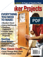 12 Shaker Projects