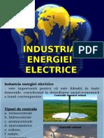 Lectie - Industria Energiei Electrice