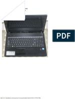 Keyboard g575