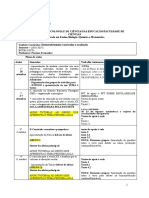 Plano 2016-2017 - Dsenvolvimento Curriuclar e Avaliação