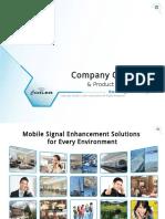 2016 Company & Product Presentation