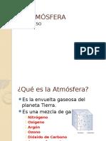 3-LA ATMÓSERA-1ºESO