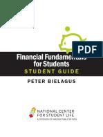 Financial Fundamentals Student Guide
