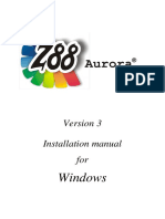 Aurora Manual