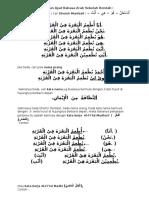 Teknik Menyusun Ayat Bahasa  Arab.doc