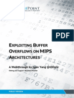 Mips Exploiting