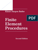 Finite Element procedure