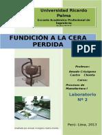 134929733-Guias-de-Laboratorio-2-de-Manufactura-FUNDICION-a-LA-CERA-PERDIDA.doc