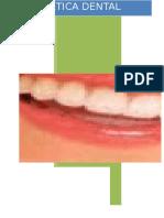 El Fin Es Tratar Una Enfermedad Buco Dentaria