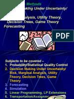Qua Met Dm Forecasting Revised