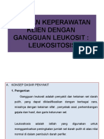 ASKEP LEUKOSITOSIS