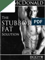 Lyle McDonald - The  Stubborn Fat Solution.pdf
