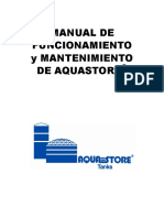 Manual O&M Aquastore