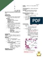 PATHO Pulmonary Pathology