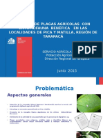 Proyecto Entomofauna Benéfica 2015