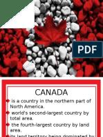 1. CANADA Ppt - Ni Gwenn
