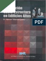 Interacción Suelo-Estructura en Edificios Altos - Genner Villarreal Castro