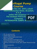 Pump Presentation 2003