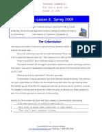 cyberslacker csp student sample 2