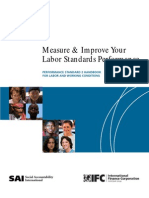 Measure & Improve Your Labor Standards Performance