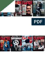 magazine cover moodboard