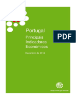 Portugal Indic Adores Economic Os