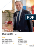 France urbaine Magazine n° 1 Septembre-novembre 2016