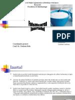 PROIECT FALSIFICAREA IAURTULUI