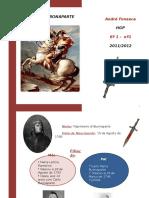 Napoleão Bonaparte (André Fonseca)