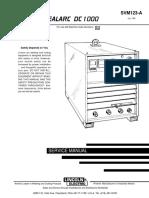 DC1000 Service Manual