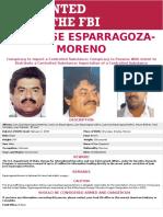 Juan Jose Esparragoza Moreno