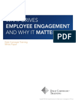 Employee Driven Engagement 101512 Wp
