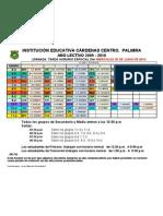 Horarios Especiales 2009-2010_miercoles 30junio
