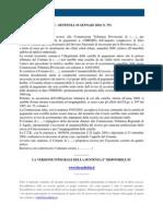 Fisco e Diritto - Corte Di Cassazione n 753 2010