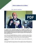 Uribe, A. (2010) Siento Verguenza de Ser Chileno