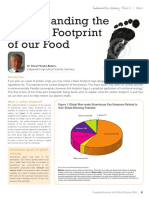 Food Carbon Footprint Explained