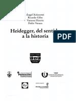 Heidegger Sentido Historia
