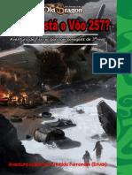 Aventura - Residente Evil (Onde Está o Vôo 257)