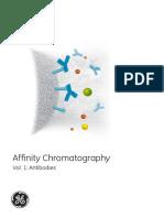 Affinity Chromatography Handbook Vol 1