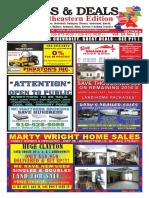 Steals & Deals Southeastern Edition 1-26-17