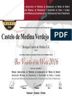 Castelo de Medina Verdejo