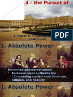 chapter 14 the pursuit of power
