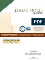 Edgar Morin-El método 1_ La naturaleza de la naturaleza (Teorema_ Serie Mayor)-Catedra (2009).pdf