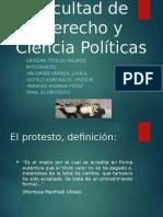 DERECHO Y CIENCIA POLITICAS