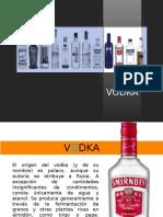 Curso de Bartender - Vodka